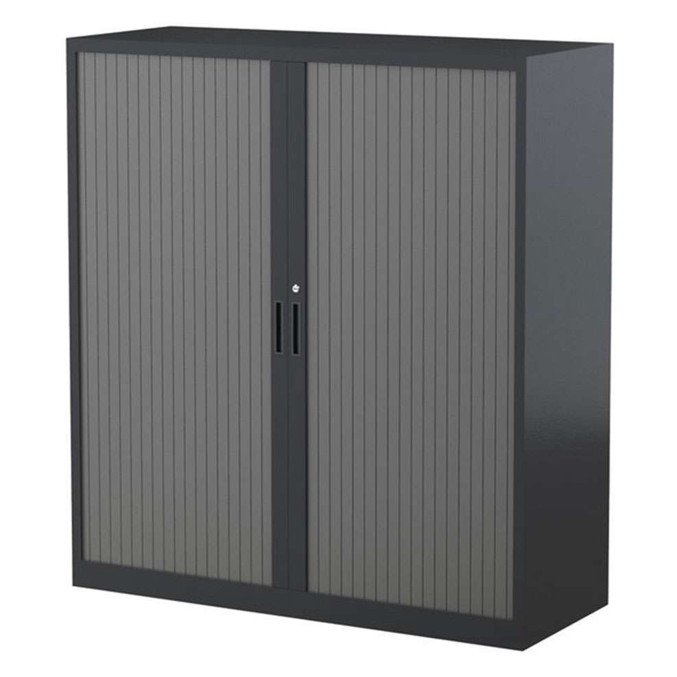 Steelco Tambour Cabinet - NewArt Commercial Furniture