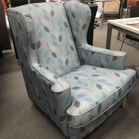 Aged Care Lounge - Custom Upholstery